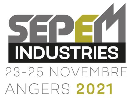 SEPEM Salon industrie 2021 Angers 1
